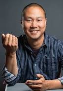 Tony Hsieh: American internet entrepreneur & CEO of the online shoe & clothing store Zappos.com