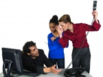 Office politics and abusive communication creates a negative culture